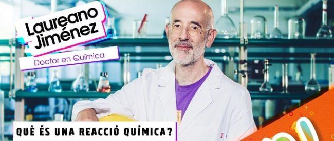Què és una reacció química?